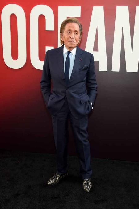 Valentino Garavani Ocean S 8 World Premiere