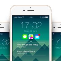 Este vídeo concepto de iOS 9 nos hace imaginar nuevos poderes para la pantalla de bloqueo