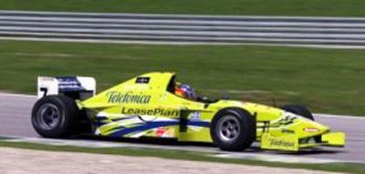 Fernando Alonso siete años atrás