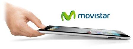 Movistar presenta su oferta de planes de datos para iPad 2