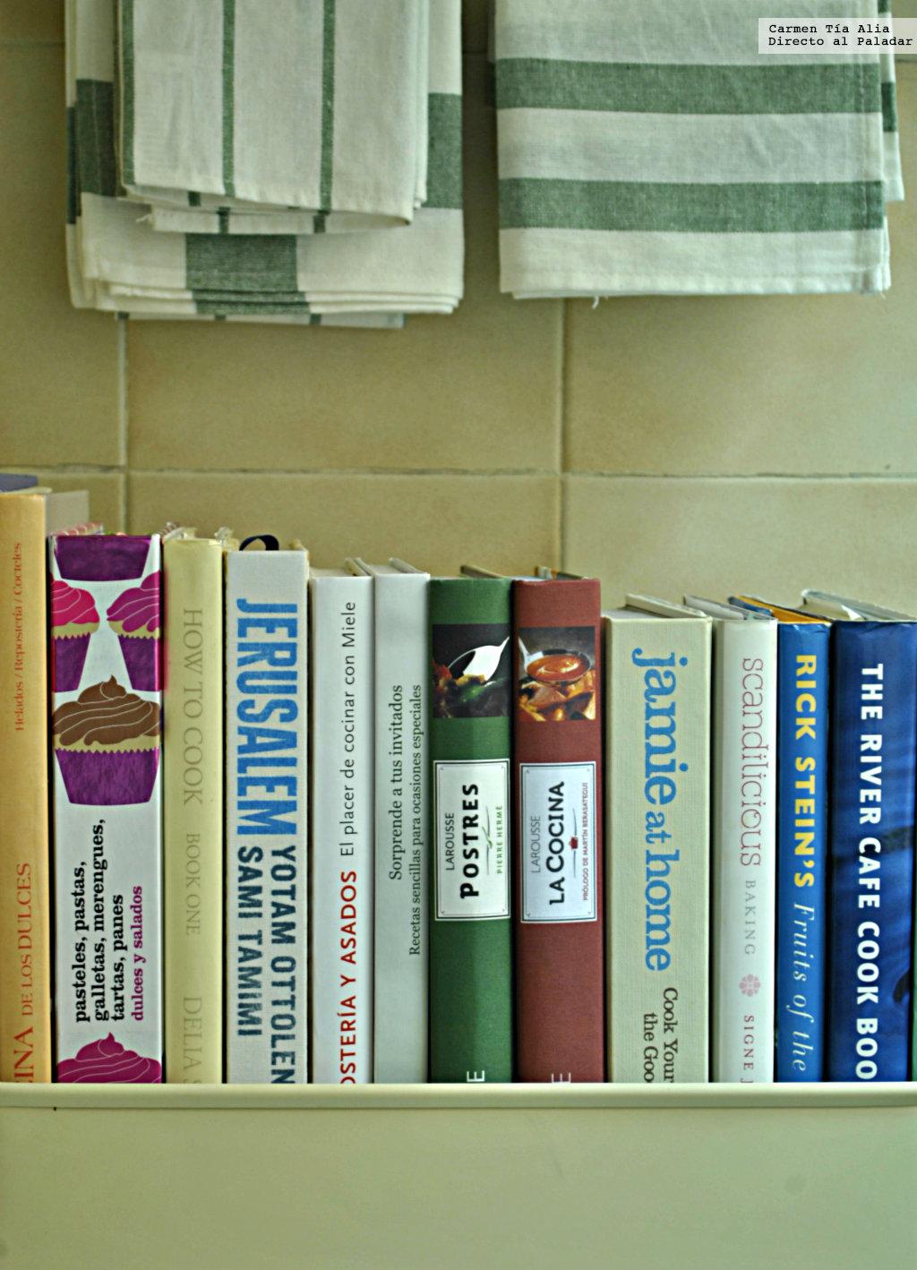 Libros de cocina estos son los indispensables de los - Libros de cocina ...