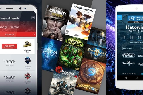 La aplicación oficial de la LVP y otras cinco apps para estar al día de todos los eSports