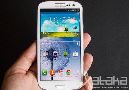 Galaxy SIII, análisis del buque insignia de Samsung