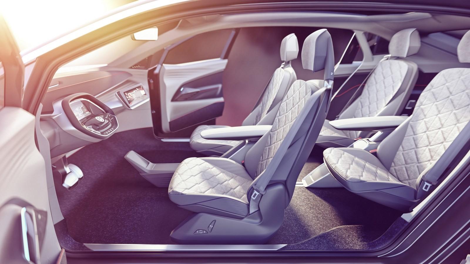 Foto de Volkswagen I.D. Crozz Concept II (12/16)