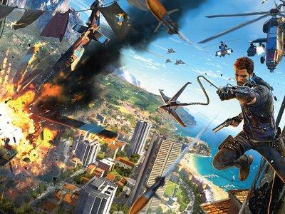 Just Cause 3 se puede jugar gratis en Steam temporalmente y la saga entera pasa a estar de oferta