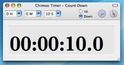 Chimoo Timer: Temporizador con funciones habladas y reconocimiento de voz