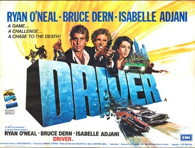 Walter Hill: 'Driver'