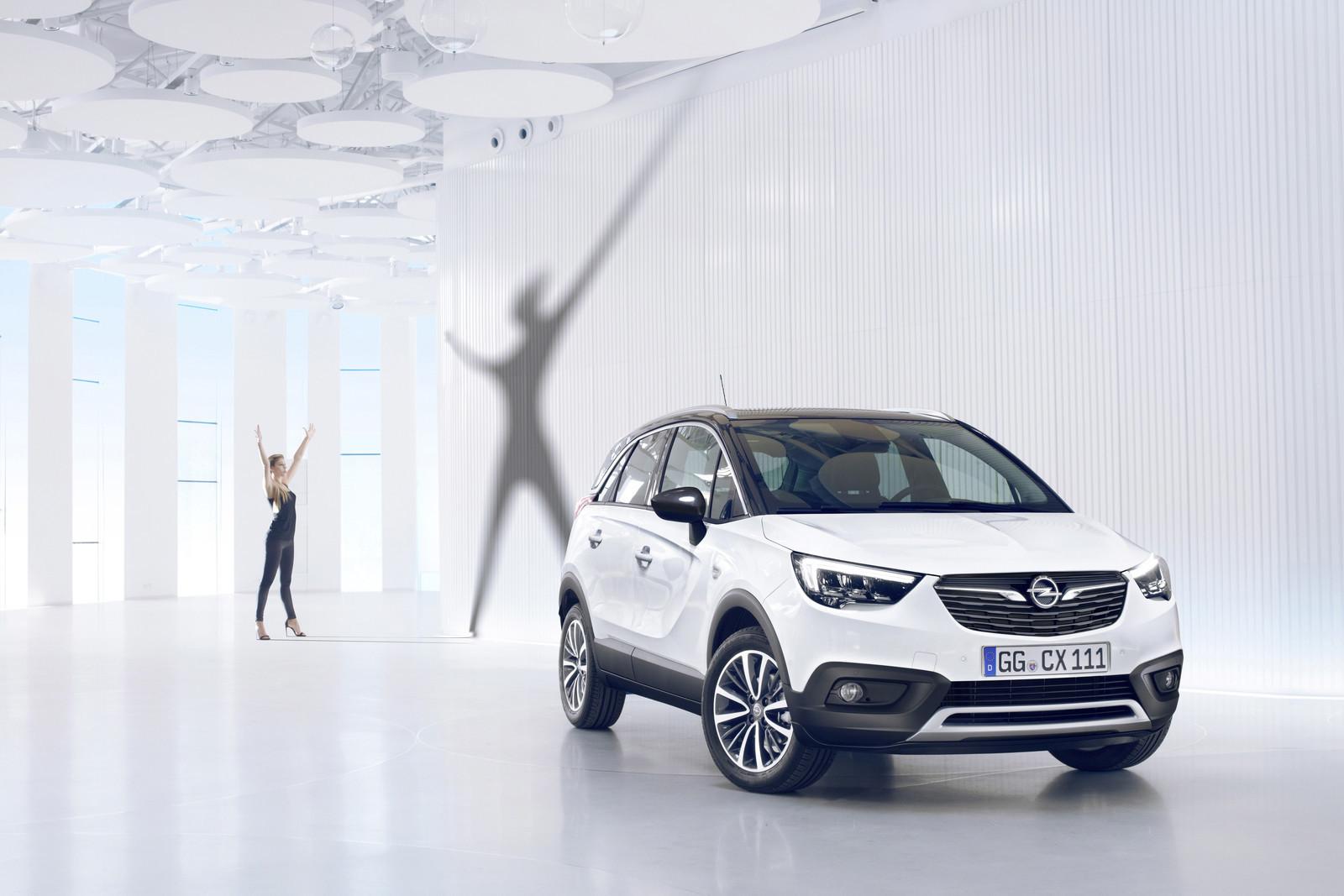 Foto de Opel Crossland X (6/11)