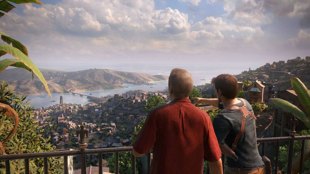 Uncharted 4 First 15min Screen 14