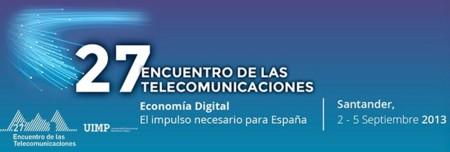 Más 4G, Europa y críticas al acuerdo Movistar-Yoigo. Lo que dio de sí el 27º Encuentro de Telecomunicaciones