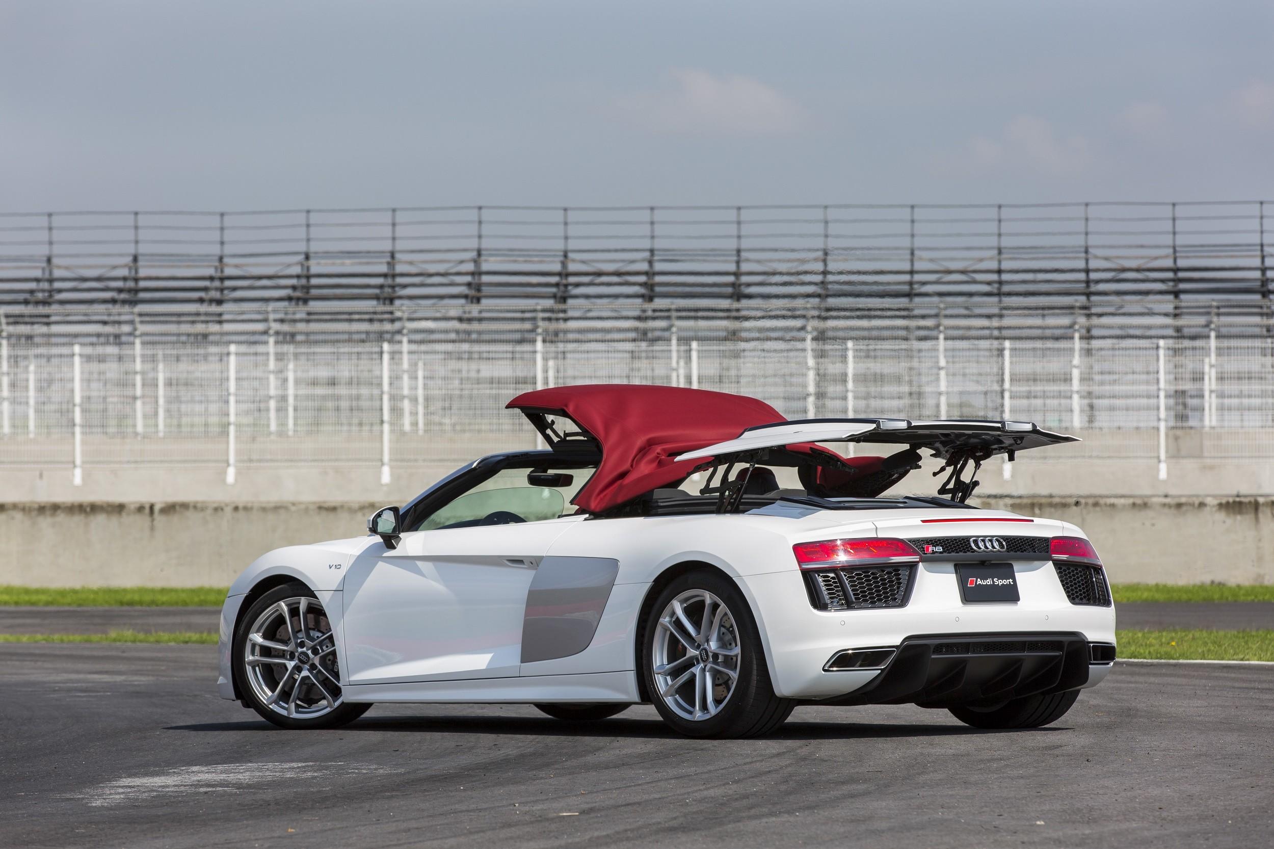 Foto de Audi R8 Spyder (25/38)