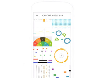 Chrome Music Lab, descubre cómo funciona la música jugando con estos experimentos