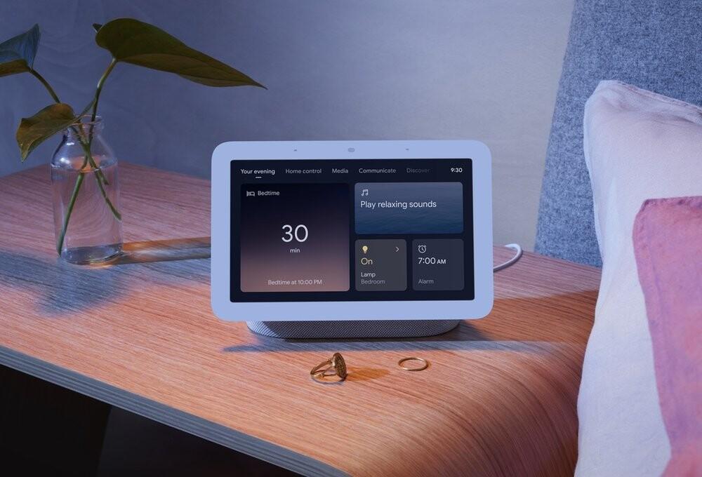 El Google Nest Hub (2ª gen) llega a España: precio y disponibilidad de la pantalla inteligente con sensores Soli para monitorizar el sueño