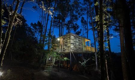 Nueve casas en los árboles para pasar la noche en plena naturaleza sin salir de España