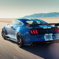 El Mustang Shelby GT500 estará limitado a 290 km/h, pese a ser el Ford de calle más potente de la historia