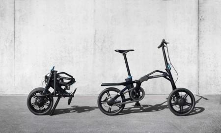 Peugeot eF01, la bicicleta plegable que no debe faltar en la cajuela  tu SUV 5008