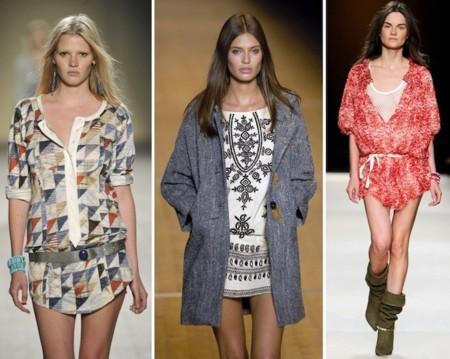 Mis plegarias se han hecho realidad y ahora solo espero ver estas prendas en la colección Isabel Marant x H&M