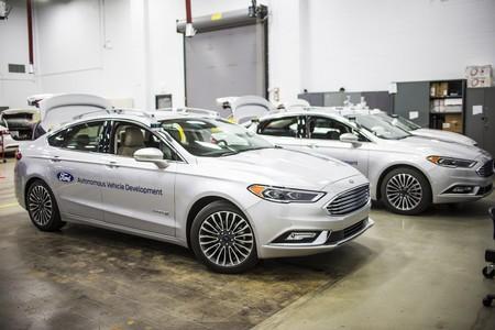 Nueva Generacion Coche Autonomo Ford 1