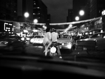 'Fotos desde el auto', una exposición que nos muestra Caracas desde el interior de los automóviles