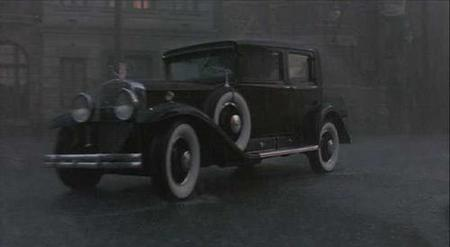 1930 Cadillac Series 353 Town Sedan