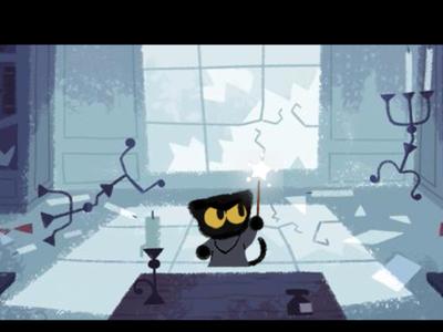 Todos los doodles de Google para celebrar Halloween, desde 1999 hasta 2016