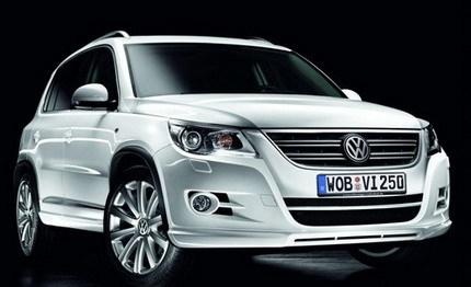 Versión R-Line también para el Volkswagen Tiguan