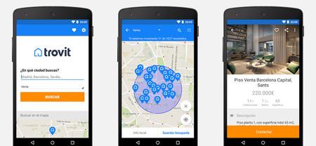 Siete aplicaciones para encontrar casa en venta o alquiler desde el m vil - Aplicaciones para buscar piso ...