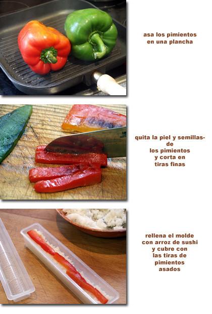 sushi colores paso1