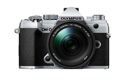 Olympus Om D E M5 Mark Ii 14 150 Silver