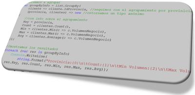 El enumerador genérico IEnumerable. Fundamentos de LINQ II