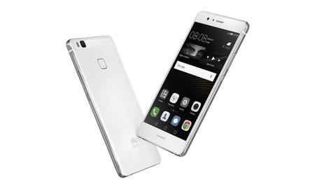 El Huawei P9 Lite Blanco, con 3 GB de RAM, en PcComponentes esta semana por 189 euros