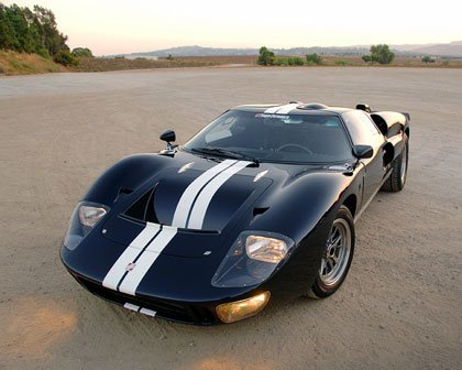 2006 Superformance GT40 MKII