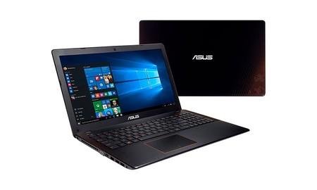 ASUS R510VX-DM154T, un portátil gaming a muy buen precio esta mañana en Mediamarkt: 749 euros con 70 de descuento