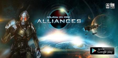 El MMO espacial Galaxy on Fire: Alliances ya está disponible en Android
