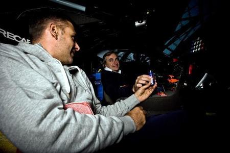 Carlos Sainz y Lucas Cruz de nuevo juntos en el Dakar