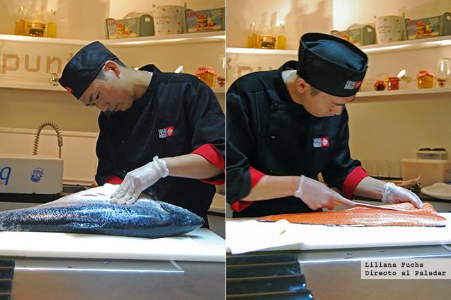 Daily Sushi Preparacion