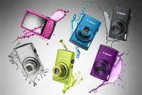 Canon aumenta las familias Ixus y PowerShoot con tres nuevas cámaras