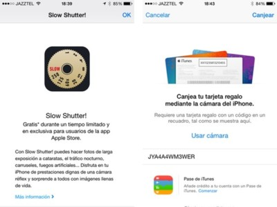 Slow Shutter, la aplicación para hacer fotos de larga exposición gratis por tiempo limitado