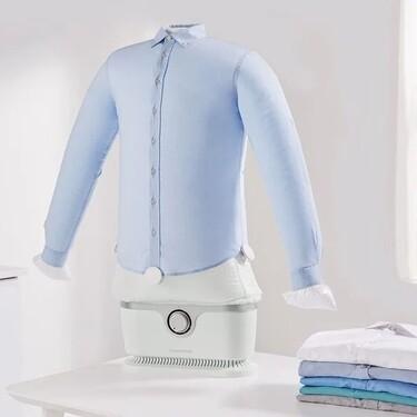 Las camisas se planchan solas con lo nuevo de Lidl (también en Amazon)