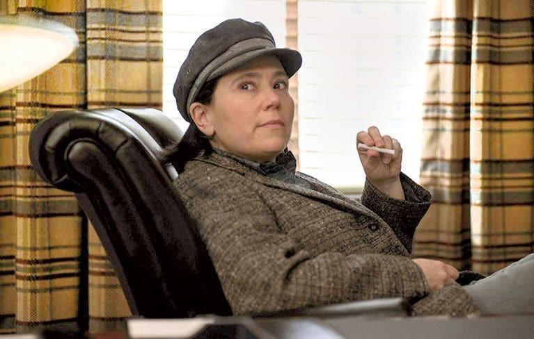 Emmy 2019 Alex Borstein Mejor Actriz De Reparto En Serie De Comedia Por La Maravillosa Sra Maisel