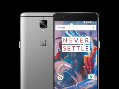 Smartphone OnePlus 3 por 394,78 euros y envío gratis