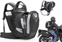 GIVI XS317, la mochila que necesito para ir a los circuitos