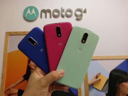 Estos son los precios del Moto G4 con AT&T y Movistar en México