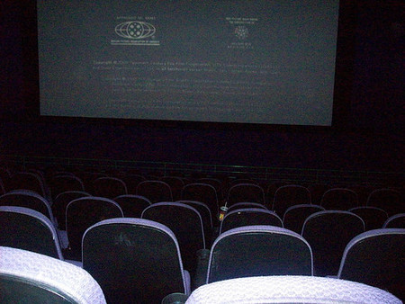 Acude al cine el día del espectador