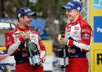 Resumen WRC 2012: Citroën se encontró con un camino de rosas