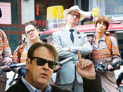 Sigue la polémica de 'Cazafantasmas': Sony contradice a Dan Aykroyd pero éste vuelve a criticar al director