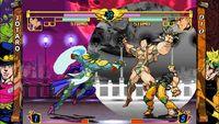 'JoJo's Bizarre Adventure HD Ver.' presenta su tráiler oficial, y viene con una comparativa con el original bajo el brazo