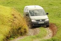 Volkswagen Caddy 4Motion, ya a la venta