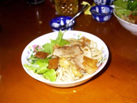 Hoi An: Comida tradicional