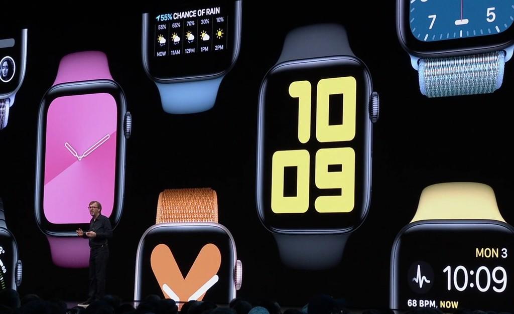watchOS 6: todas las novedades que llegarán al Apple Watch